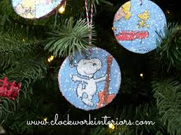 kid friendly christmas ornaments to make and share clockwork
