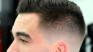 shaved hairstyles for men youtube