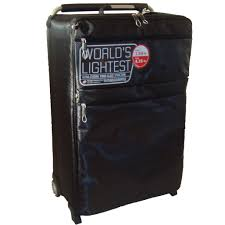 suitcases 10 best lightweight suitcases