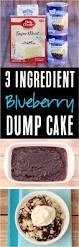 easy blueberry dump cake recipe 3 ingredients never ending