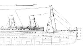 What Size Paper Are Blueprints Printed On by Titanic Plans