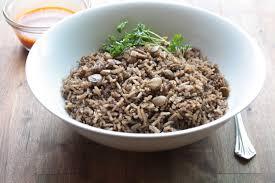 cuisine avec du riz riz djon djon manmie et tatie