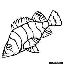 sea coloring pages 1