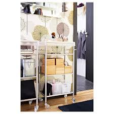 Ikea Wheeled Cart by Grundtal Cart Ikea