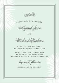 beachy wedding invitations wedding invitations match your color style free