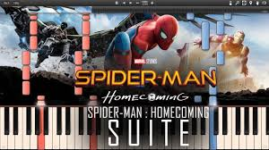 spider man homecoming suite spider man homecoming synthesia