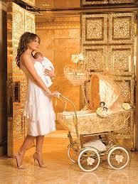 trumps home in trump tower exclusive baby trump at home people com