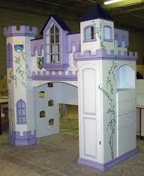 Best Kids Bedroom Images On Pinterest Castle Bed Kids - Kids novelty bunk beds