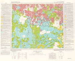 Lake Vermilion Map Soil Capability For Agriculture