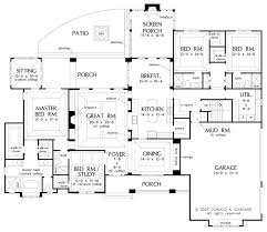 mission style house plans 220 best house plans images on home plans floor