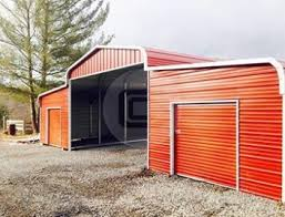 Lean To Barns Regular Roof Style Barns Metal Lean To Horse Barns For Sale