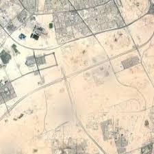 doha qatar map doha qatar international airport map