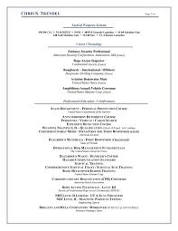 Sample Resume Objectives For Probation Officer by Juvenile Correctional Officer Sample Resume