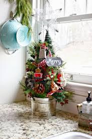kitchen design astonishing country christmas decorations