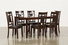 7 pc dining room set janelle 7 dining set living spaces