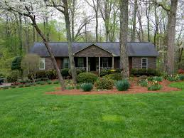 landscaping ideas for ranch house