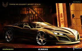 2014 Pontiac Trans Am Pontiac Trans Am Bandit Style By Futuremusclecars On Deviantart
