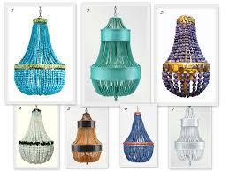Plug In Crystal Chandelier Design Crush U2013 Beaded Chandeliers Design Lovers Blog