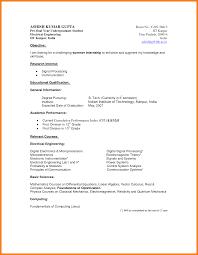 undergraduate resume template undergraduate student resume template simple resume template
