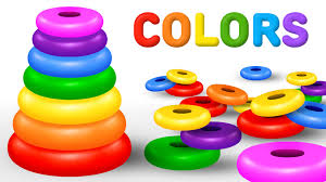 color rings images Learn colors with color stack rings and balls colours for jpg