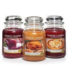 thanksgiving usa yankee candle launches thanksgiving dinner collection to support