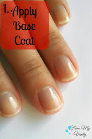 create a super easy striped nail art design nail tutorial from