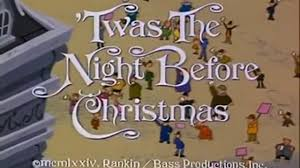 Twas The Night Before Halloween Poem Twas The Night Before Christmas 1974 Video Dailymotion