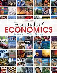 essentials of economics paul krugman robin wells kathryn