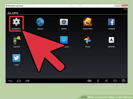 bluestacks settings how to uninstall apps on bluestacks 12 steps with pictures