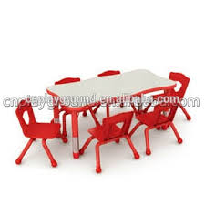 Plastic Table And Chairs Hb 0610 Walmart Table Chairs Fancy Plastic Kid Chair Yellow