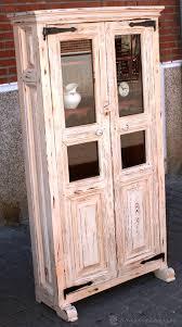 muebles decapados en blanco muebles antiguos restaurados en blanco taquilln castellano