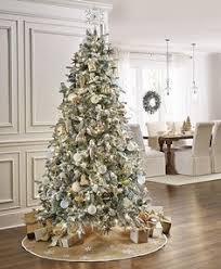 dunhill fir pre lit artificial tree 9 ft home