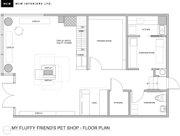 Shop Floor Plan Pet Shop Layout Plan Ideas In My Fluffy Friend U0027s Vancouver Canada