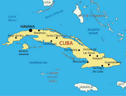Map Of Cayman Islands Cuba Yacht Charter Guide Yacht Charter Fleet