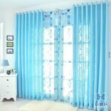 Yellow Sheer Curtains Window Screening Curtains Solid Sheer Curtain Tulle Curtain Blue