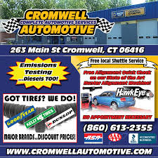 newspaper car ads current ads cromwell automotive