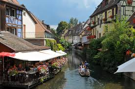 colmar town in france thousand wonders
