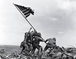 How Many Stars On The United States Flag Flag Raising On Iwo Jima 100 Photographs The Most Influential