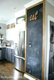 kitchen chalkboard ideas chalkboard for kitchen walls kitchen chalkboard wall kitchen