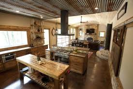 Rustic Kitchens Designs Kitchens