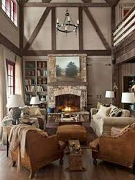 Leather Living Room Decorating Ideas by Color Roundup Rustic Stone And Brick Used In Interior Design