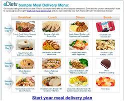 breakfast menu for diabetics mediterranean diet menu sles ediets sle meal delivery menu