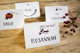 printable thanksgiving place cards smudge ink smudgeink
