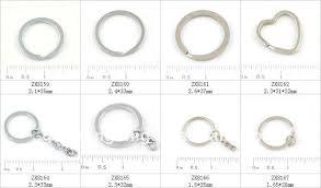 buy chain rings images Bulk key rings fashion metal key chain rings bulk buy metal key jpg