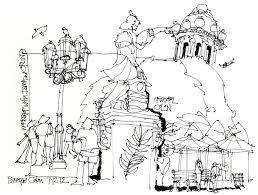 james richards sketchbook july 2012