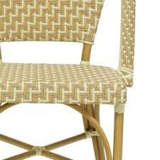 Palecek Bistro Chair Bistro Outdoor Metal Chair 7449