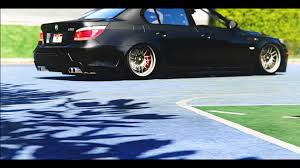 bmw m5 slammed stanced bmw m5 e60 street legend gtav youtube