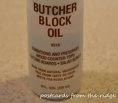 how to revive butcher block postcards from the ridge the butcher block oil is completely food safe it is all natural and can also be used on salad bowls knife handles and more