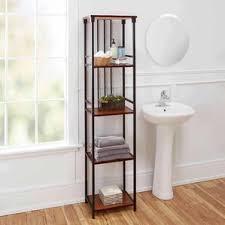 Bathroom Cabinet Shelf by Metal Bathroom Cabinets U0026 Shelving You U0027ll Love Wayfair