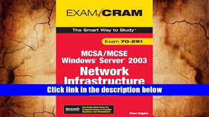 free download mcsa mcse 70 291 exam cram implementing managing